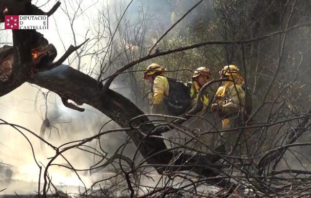 Estabilizado el incendio de Artana (Castellón) que ha afectado a una superficie de 1.500 hectáreas