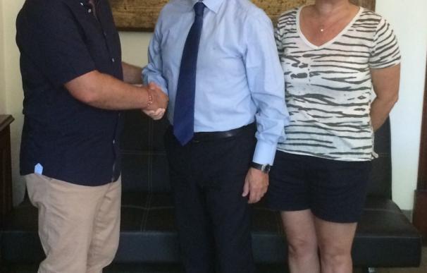 """UGT y CCOO Baleares apoyan el proyecto Port Mayurqa, por su """"generación de empleo estable"""""""
