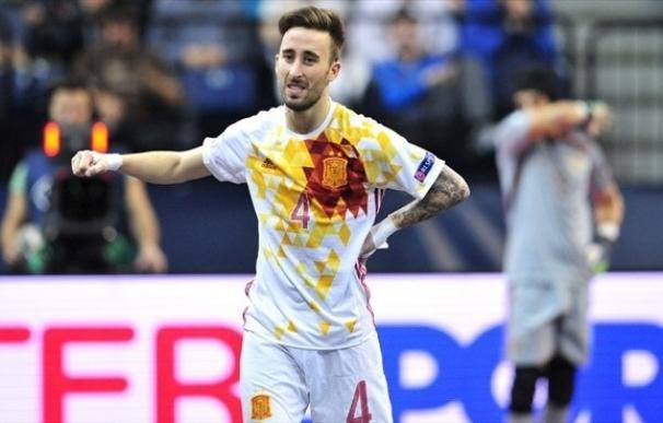 España derrota a Egipto (3-1) en su primer partido de preparación para el Mundial