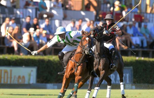 Dubai se alza con la primera victoria de la Copa de Plata Casa de Campo del Torneo INDI de Polo