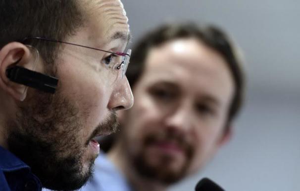 """Iglesias arropa la irregularidad de Echenique y dice que """"su actuación ha sido un ejercicio de ejemplo moral"""""""