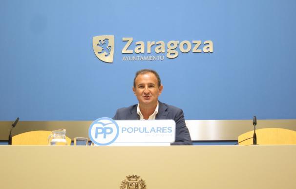 PP pide paralizar la indemnización de 300.000 euros a la contrata de los barcos