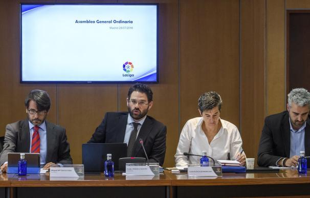 La Asociación de Clubes de Fútbol Femenino aprueba en Asamblea General un reglamento de control económico