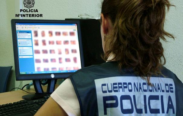 Detenidas 41 personas en 18 provincias por distribuir pornografía infantil