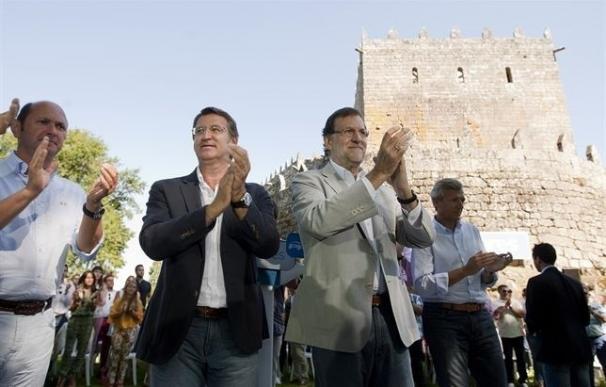 El PP abrirá el curso político en un lugar alternativo a Soutomaior porque la Diputación le niega el castillo