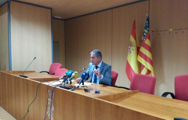 El decano de los jueces de Valencia pide reducir los aforamientos y excluir del indulto a los condenados por corrupción