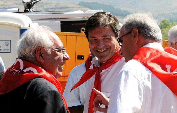 """Areces acusa al PP de un """"doble lenguaje"""" en la defensa del carbón"""