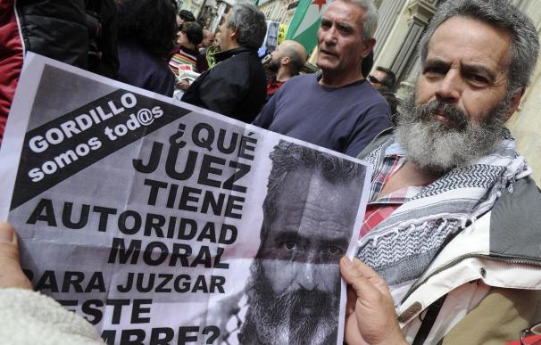 Gordillo se niega a declarar en la causa de la finca militar de Turquillas, que volverán a ocupar