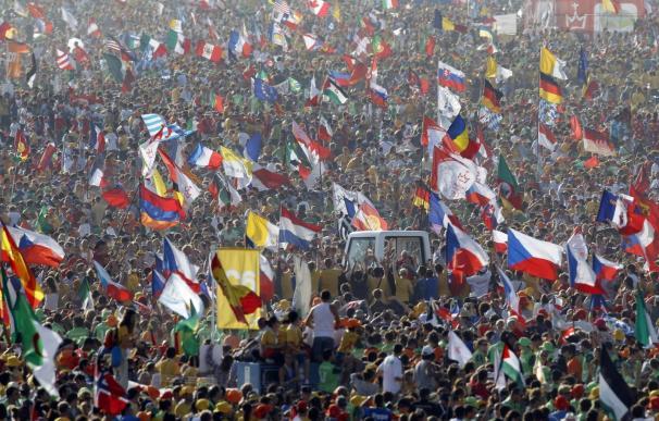 La crónica de jóvenes españoles en la JMJ: se ha creado una atmósfera de alabanza