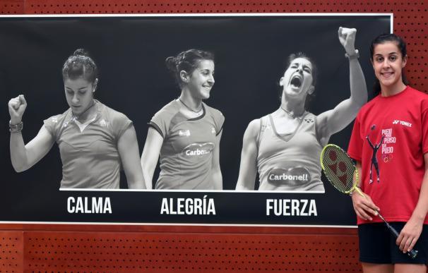 """Carolina Marín: """"Mis aspiraciones son distintas a las de Londres, voy a luchar por una medalla de oro"""""""