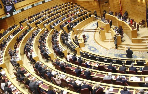 La Mesa del Senado decidirá este lunes si permite a Convergència tener grupo propio en la Cámara Alta