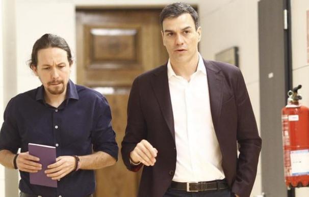 """El """"Gobierno Frankenstein"""", la carta que guarda Sánchez si Rajoy no va a la investidura"""