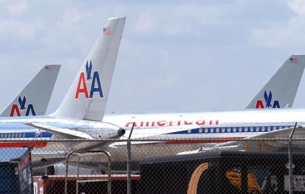 El vuelo de American Airlines salía de Boston y se dirigía a Chicago