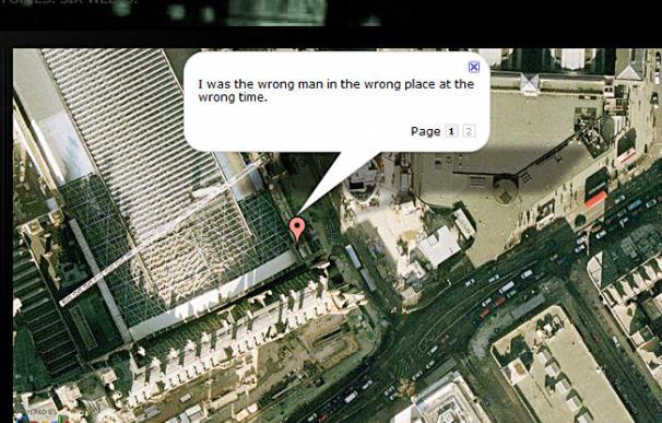 La novela encuentra nuevos territorios en Google Maps