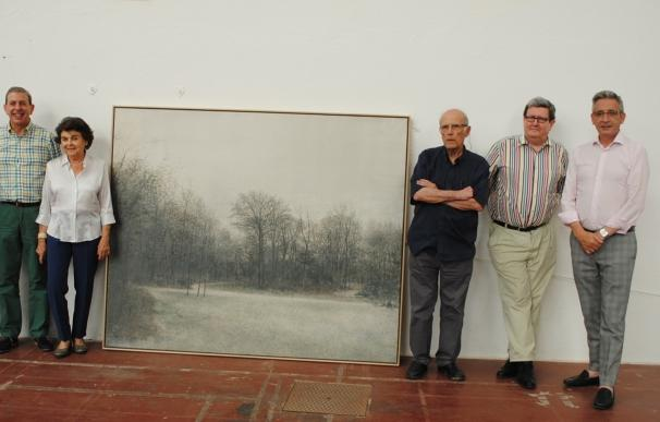 Una pintura de Miguel Galano, Medalla de Oro de la 77 Exposición Internacional de Artes Plásticas de Valdepeñas