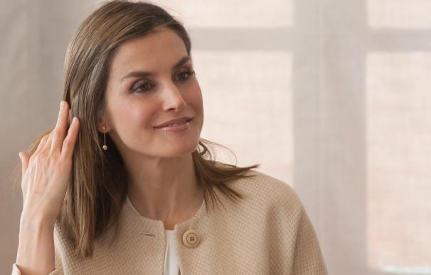 La Reina Letizia presidirá la ceremonia de entrega de los XXV Premios FEDEPE