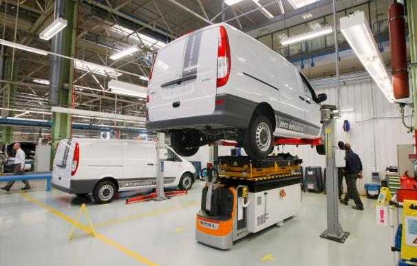El mercado de vehículos comerciales se contrajo un 6,7 por ciento en febrero