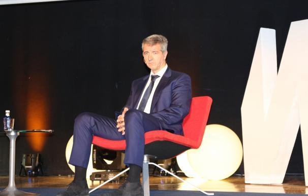 """Gil Marín: """"Queremos alcanzar los 400 millones de presupuesto en la temporada 2019/2020"""""""