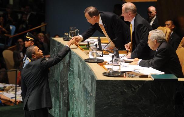 Los países clausuran la cumbre de revisión de los ODM esperando más financiación de los ricos