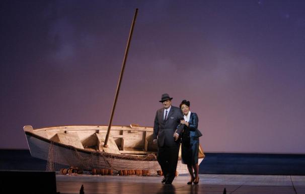 Plácido Domingo estrena nueva ópera hoy en Los Ángeles
