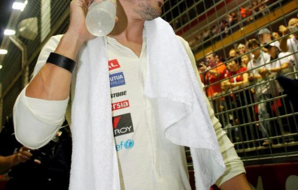 Alonso asegura que tiene un buen recuerdo de Singapur, donde consiguió un triunfo y un tercero