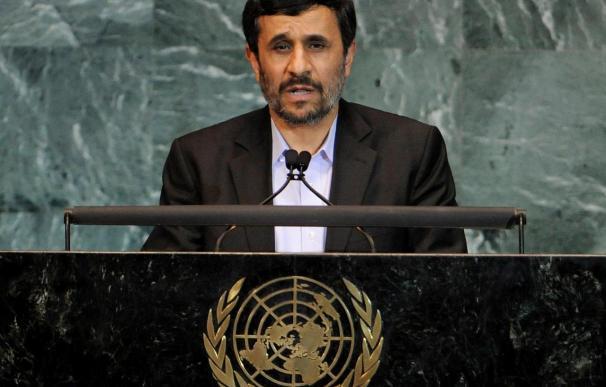 EE.UU. y varios países se retiran durante el discurso de Ahmadineyad en la ONU
