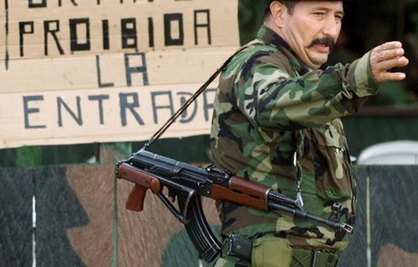 Muere en un bombardeo 'Mono Jojoy', 'número dos' de las FARC