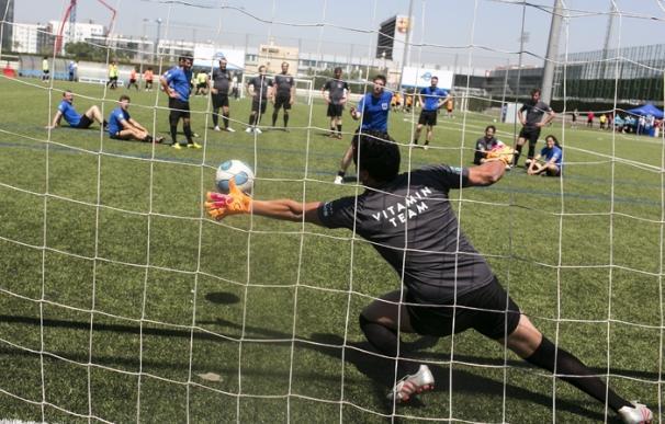 UNICEF y Privalia recaudan 10.000 euros para vacunas contra la polio en su torneo benéfico