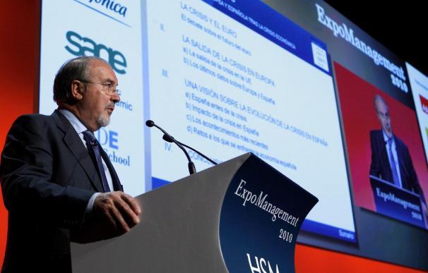 Ex vicepresidente español Solbes se une a grupo asesor del FMI para Europa