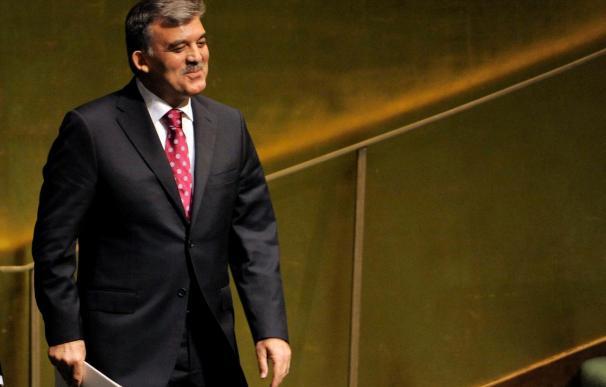 Gül reitera en la ONU que Israel debe disculparse por el asalto a la flotilla