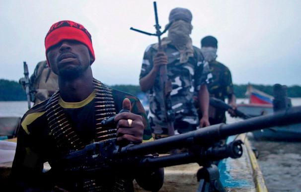 La guerrilla asegura haber localizado a 3 franceses secuestrados en Nigeria