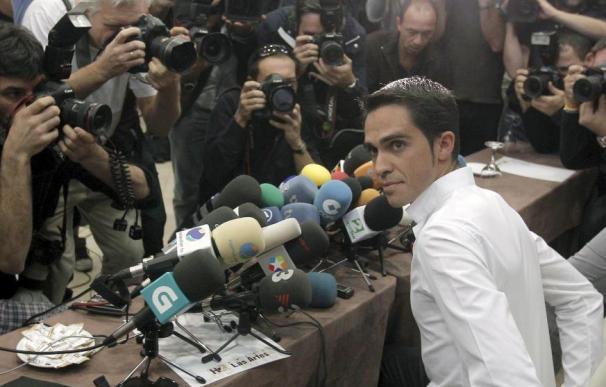 """Contador atribuye el positivo a un caso de """"contaminación alimenticia"""""""