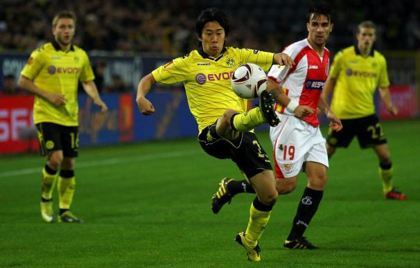 Borussia Dortmund v Sevilla - UEFA Europa League