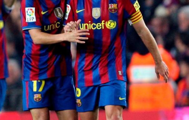 Pedro se une a Xavi en la lista de lesionados del Barcelona