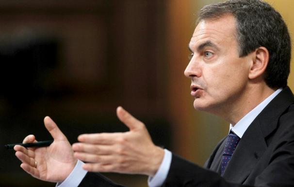 """Zapatero asegura que ha dado """"muchas muestras"""" de apoyo fiscal a las empresas"""