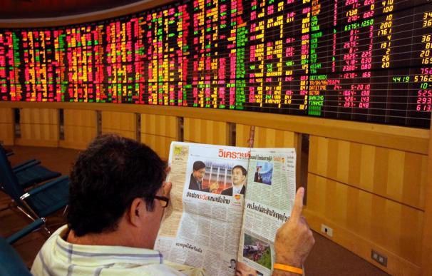 Apertura mixta en los mercados de valores del Sudeste Asiático