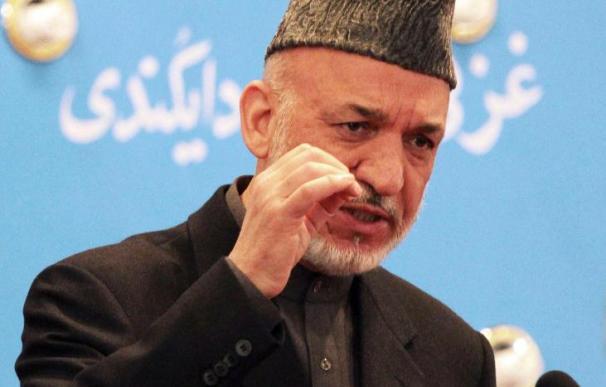 """Karzai ve """"escandalosa"""" la muerte de un niño a manos de militares de EEUU"""