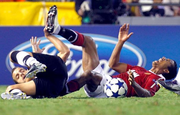 El Valencia no encuentra la forma de ganar en Mestalla en Liga de Campeones