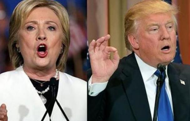 Así será el tercer y definitivo debate entre Trump y Hillary