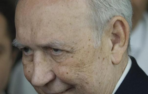 Los restos de Alencar llegan al Palacio presidencial brasileño para ser velados