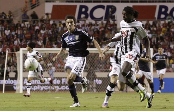 0-0. Una floja Argentina no pasa del empate ante una aguerrida Costa Rica