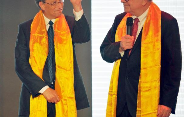 Gates y Buffett optimistas tras el banquete filantrópico con millonarios chinos