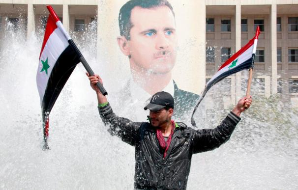 Washington, decepcionado por el contenido del discurso de Asad