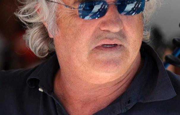 Briatore da por perdido el Mundial 2011 para Ferrari