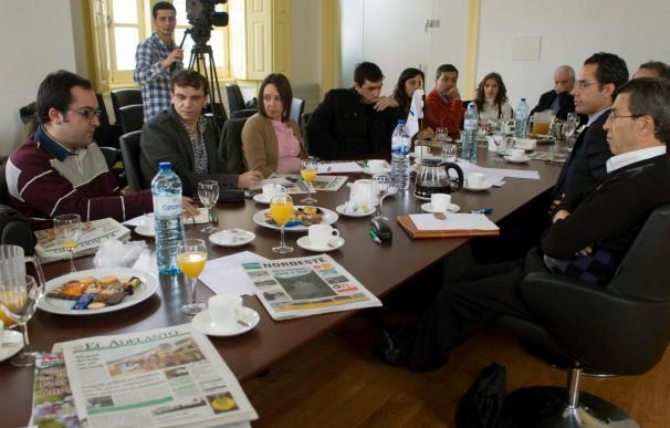 Promueven el intercambio de información entre medios de Zamora y Portugal