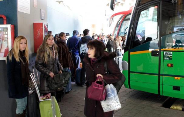 El transporte de viajeros por carretera pide un aumento de las tarifas