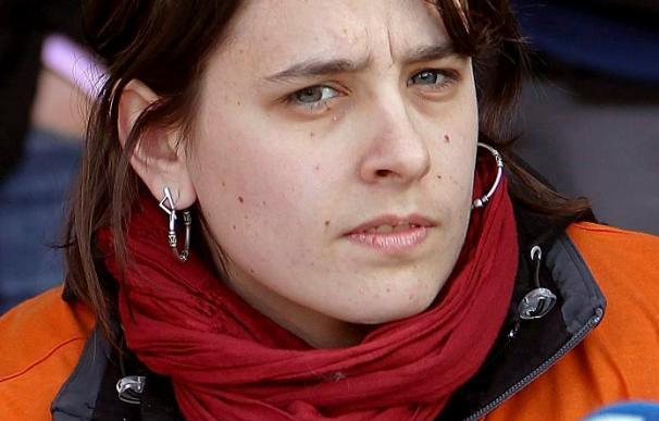La dirigente de Segi detenida hoy en Francia pasará a disposición judicial