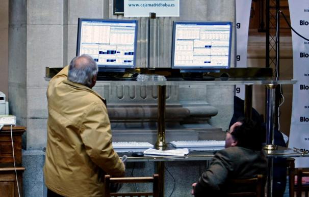La bolsa española pierde fuelle a mediodía y el IBEX cede el 0,13 por ciento