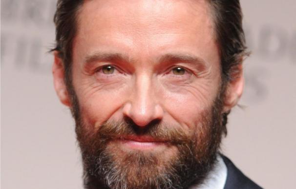 Hugh Jackman, feliz con su trabajo en 'Los miserables'
