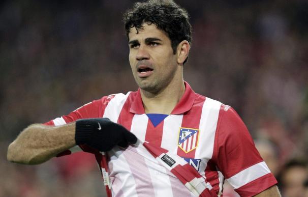 Diego Costa se fue al Chelsea por 38 millones